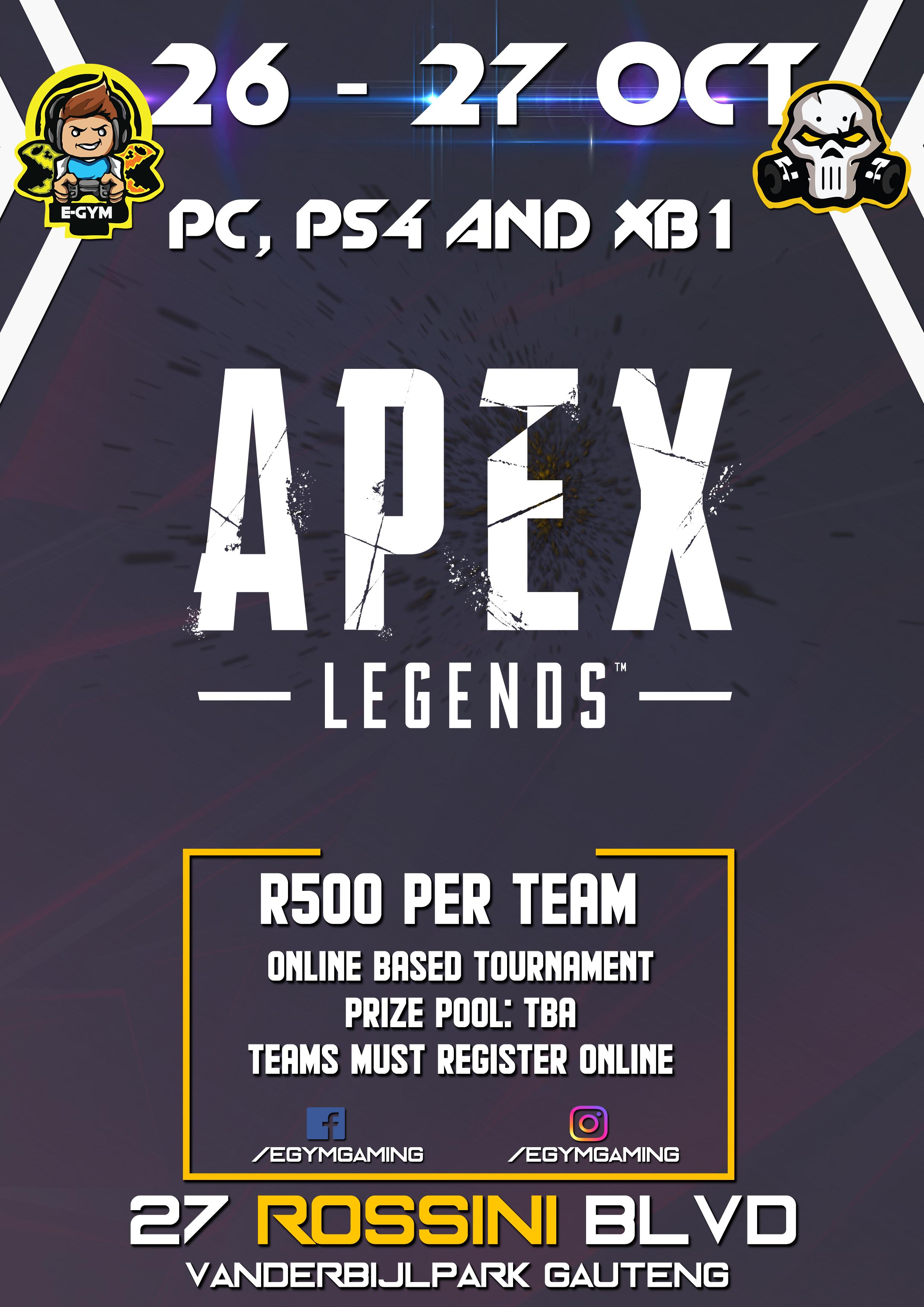 Apex-Tournament